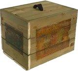 Crate Delftsche Slaolie_