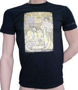 T-shirt SlaolieStyl - Black
