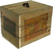 Crate Delftsche Slaolie
